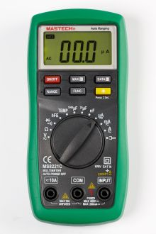 MS8221C цифровой мультиметр автомат