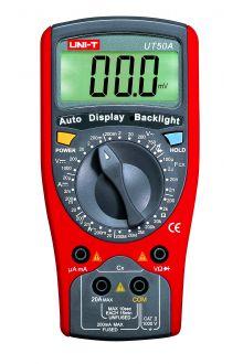 UT50A цифровой мультиметр