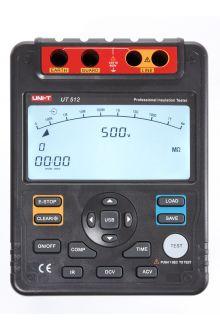 UT512 измеритель сопротивления изоляции