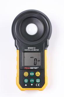MS6612 PeakMeter измеритель освещенности