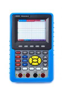 HDS2062M-N портативный двухканальный осциллограф 60 МГц