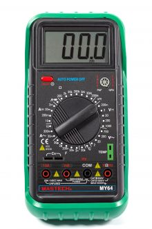 MY64 цифровой мультиметр