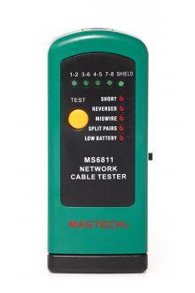 MS6811 кабельный тестер
