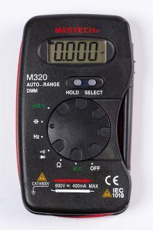 M320 компактный мультиметр автомат