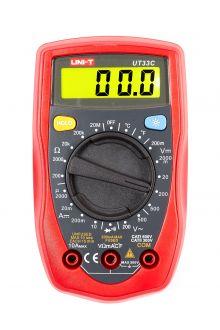 UT33C цифровой мультиметр