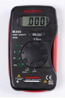 M300 компактный мультиметр