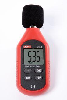 UT353 цифровой измеритель уровня шума
