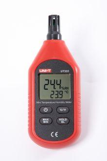 UT333 измеритель влажности и температуры