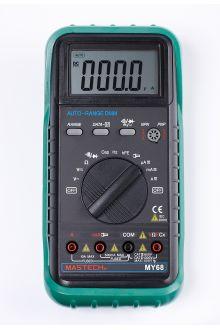 MY68 цифровой мультиметр автомат