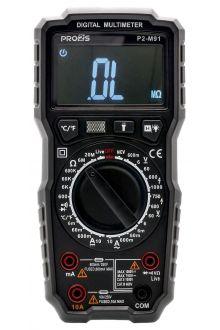 P2-M91 профессиональный цифровой мультиметр