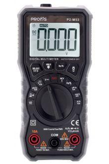 P2-M53 цифровой мультиметр автомат