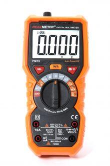 PM19 PeakMeter цифровой мультиметр автомат