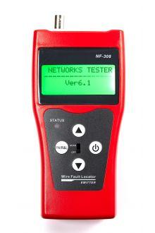 NF-308 трассоискатель, измеритель длины кабеля