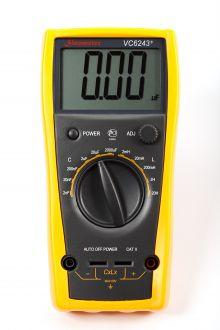 VC6243+ измеритель индуктивности и емкости