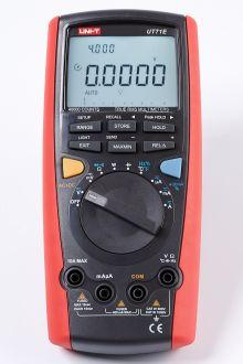 UT71E цифровой интеллектуальный мультиметр